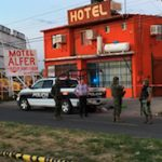"""Motel Alfer,"" scene of the recent attack in Chihuahua, Mexico"