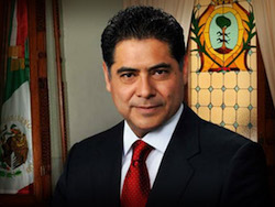 The latest governor in Mexico accused of corruption, Jorge Herrera Caldera.