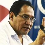 Bolivia's Attorney General Ramiro Guerrero.