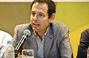 Argentina's anti-money laundering prosecutor, Gabriel Pérez Barberá.