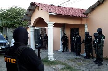Operation Sultan in Honduras