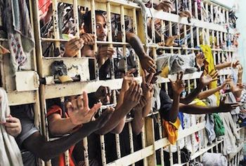 Brazil's prisons are notoriously overcrowded