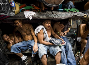 El Salvador's prisons are chronically overcrowded
