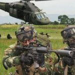 Colombia's security forces will begin mobilizing to former FARC territories on January 1