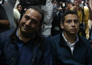 The brother and son of Guatemala's President Jimmy Morales were arrested for corruption