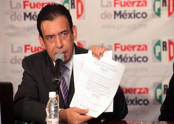 Former Coahuila Gov. Humberto Moreira