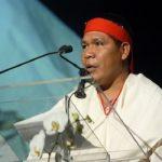 Indigenous environmental activist Isidro Baldenegro López