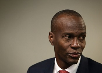 Haiti President-elect Jovenel Moïse is facing money laundering allegations