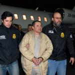 El Chapo in US custody