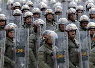 Venezuela's National Guard