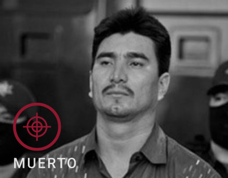"""Nazario Moreno Gonzalez, alias """"El Chayo"""""""