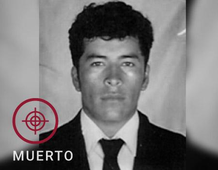 """Heriberto Lazcano, alias """"Z3"""""""