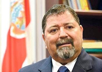 Costa Rica's Public Security Minister Gustavo Mata