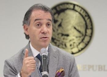 Mexico Attorney General Raul Cervantes Andrade
