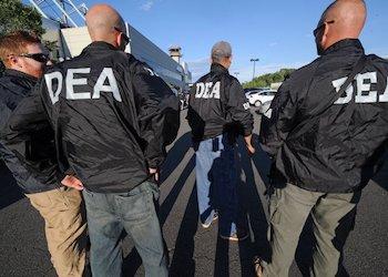 The US DEA has set its sights on CJNG