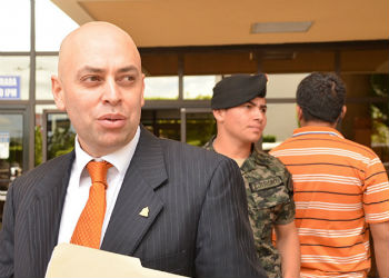 Honduras Attorney General Oscar Chinchilla