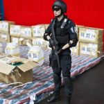 Drug shipment seized by Chinese authorities
