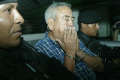 Guatemalan trafficker Waldemar Lorenzana