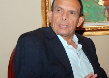 Former Honduras President Porfirio Lobo