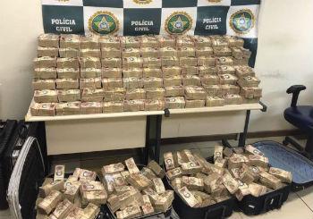 Venezuelan cash seized in Rio de Janiero