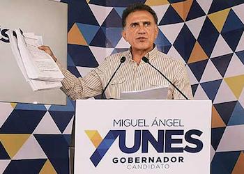 Veracruz Governor Miguel Yunes