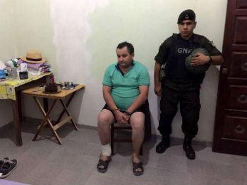 Detained Itatí mayor Natividad