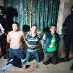 Alleged Barrio 18 members captured for attacks on police