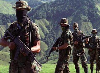Urabeños paramilitaries and ELN guerrillas clash in Chocó