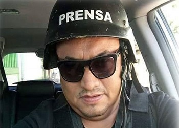 Cecilio Pineda Brito, the first of three Mexican journalists killed this month