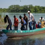 Migrants are opting for maritime routes to cross over into Mexico
