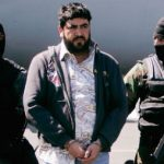 Alfredo Beltrán Leyva at the time of his arrest in 2008