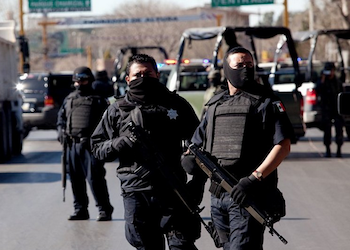 Patterns and trends of violence in Mexico are in flux