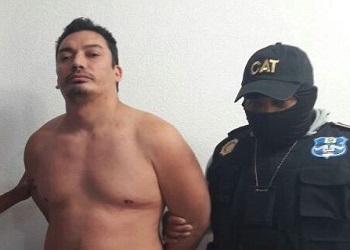 """Top MS13 leader Pedro Benjamín Rivas Zelaya, alias """"El Sniper"""""""