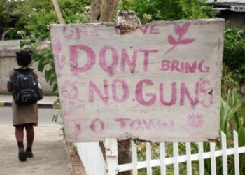 Jamaican gangs are reportedly recruiting high school students
