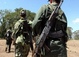 FARC dissidents could reignite a political conflict