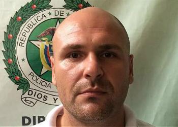 """Miro Rizvanovic Niemeier, alias """"El Ruso"""""""