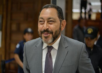 López Bonilla faces yet another accusation of corruption