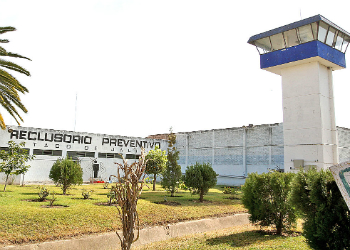 The maximum security penitentiary of Puente Grande, in Jalisco