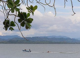 The Gulf of Urabá