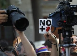 It has been a deadly year for journalists in Mexico