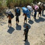 """Contraband smugglers between Bolivia and Argentina, dubbed """"bagayeros"""""""
