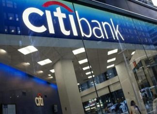 Banmex, a Citigroup subsidiary, will pay nearly $100 million in forfeiture