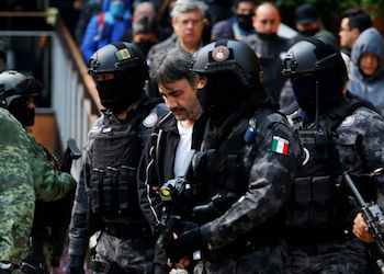 Sinaloa Cartel leader 'El Licenciado,' one of the most recently captured kingpins