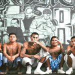 Barrio 18 gang members