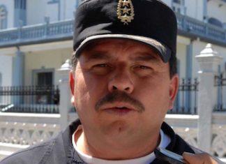 Fuerza Pública ex-director José Fabio Pizarro