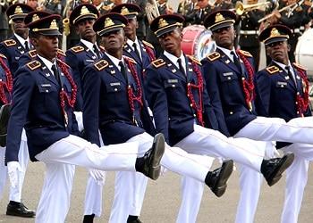 Haiti is training a new army