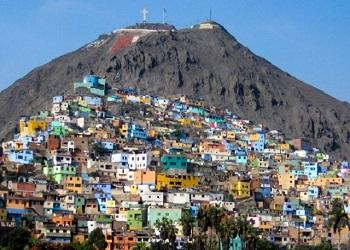 Rapid urbanization fuels land trafficking in Lima, Peru