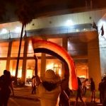 Protestors set Paraguay's congress on fire over an earlier electoral reform