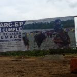 Photo from an InSight Crime visit to the FARC demobilization zone in Tumaco, Nariño