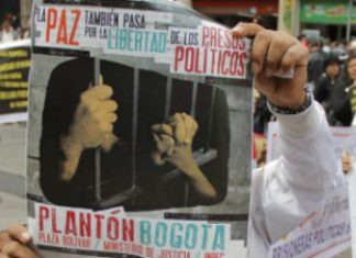 Thousands of FARC remain in prison